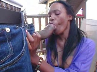 My black MILF neighbor